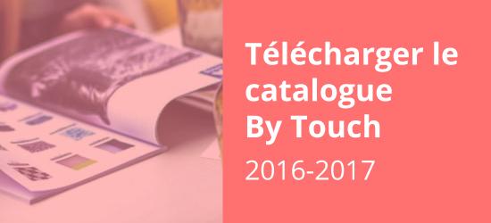 By touch objets publicitaires innovants et personnalisables for Bureau plus catalogue 2016