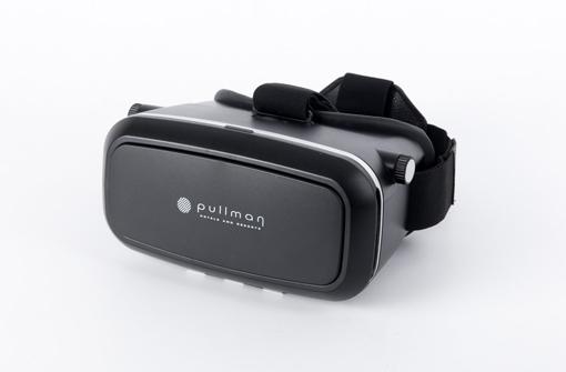 Casque de réalité virtuelle pour smartphone personnalisé avec un logo par By Touch