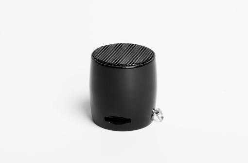 Enceinte Bluetooth mini noire