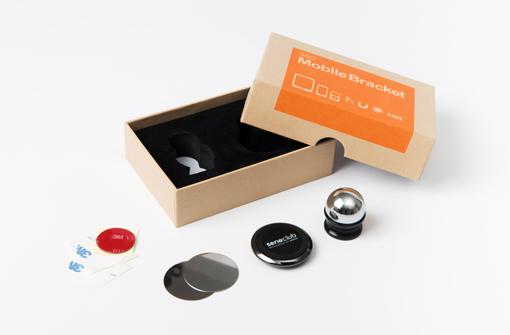 Kit support smartphone à utiliser partout