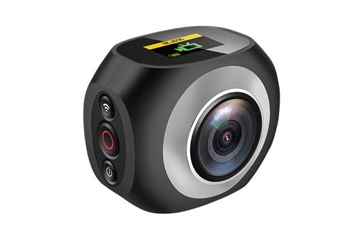 Caméra 360° à personnaliser avec un logo