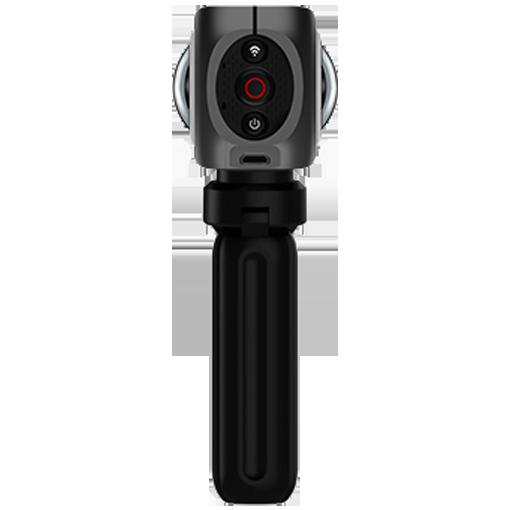 Caméra 360 sur pied