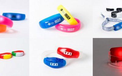 Bracelet LED : lequel choisir pour votre événement ?