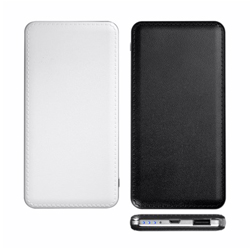 power bank publicitaire noir ou blanc
