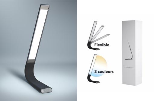 Lampe publicitaire LED flexible