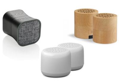 Enceintes publicitaires Bluetooth – Gamme Stéréo