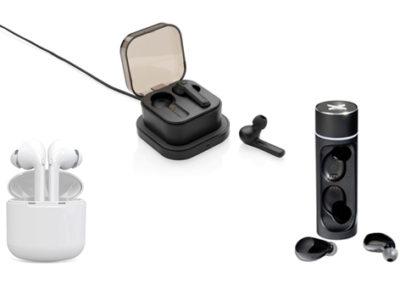 Écouteurs Bluetooth sans fil personnalisables