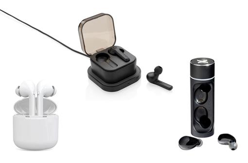 Gamme d'écouteurs Bluetooth sans fil true wireless