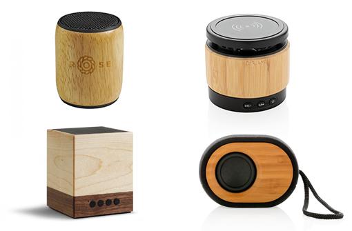 Enceinte Bluetooth personnalisable – Gamme Écologique